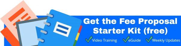 Fee Proposal Starter Kit