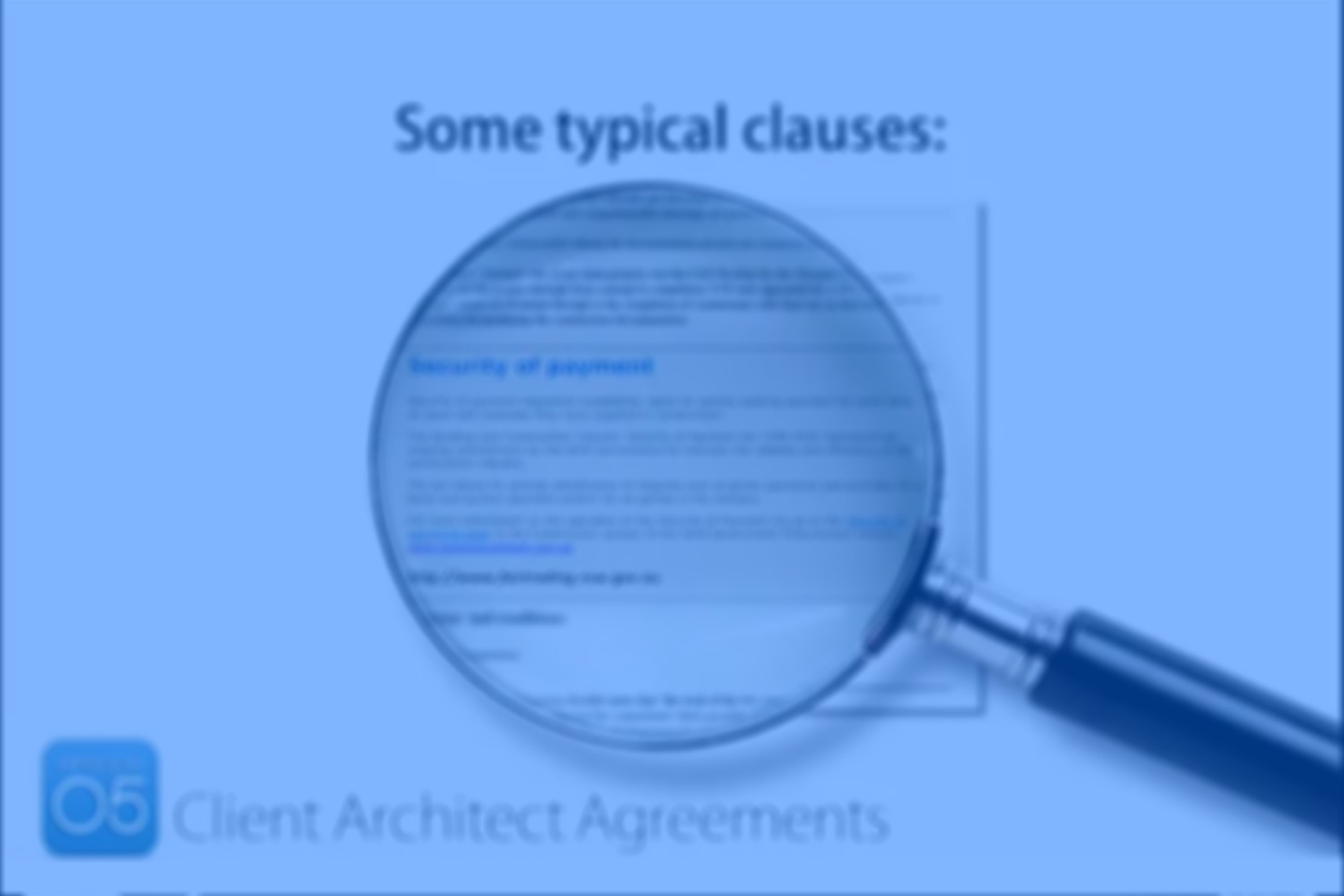 Episode 05: Client Architect Agreements