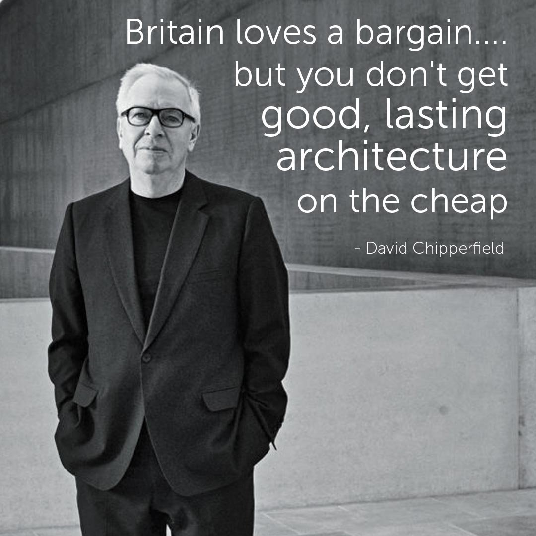 Famous Architect Quotes - David Chipperfield