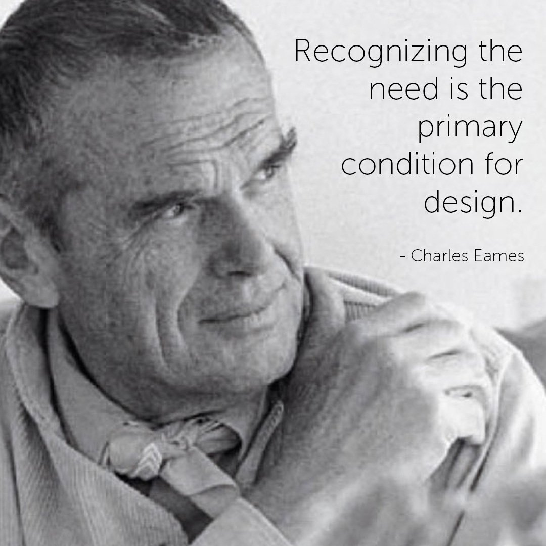 Famous Architect Quotes - Charles Eames