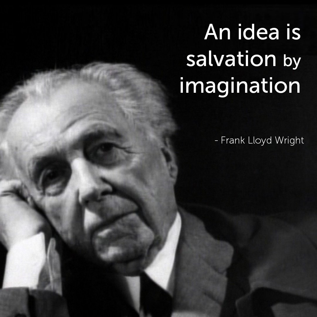 Famous Architect Quotes - Frank Lloyd Wright