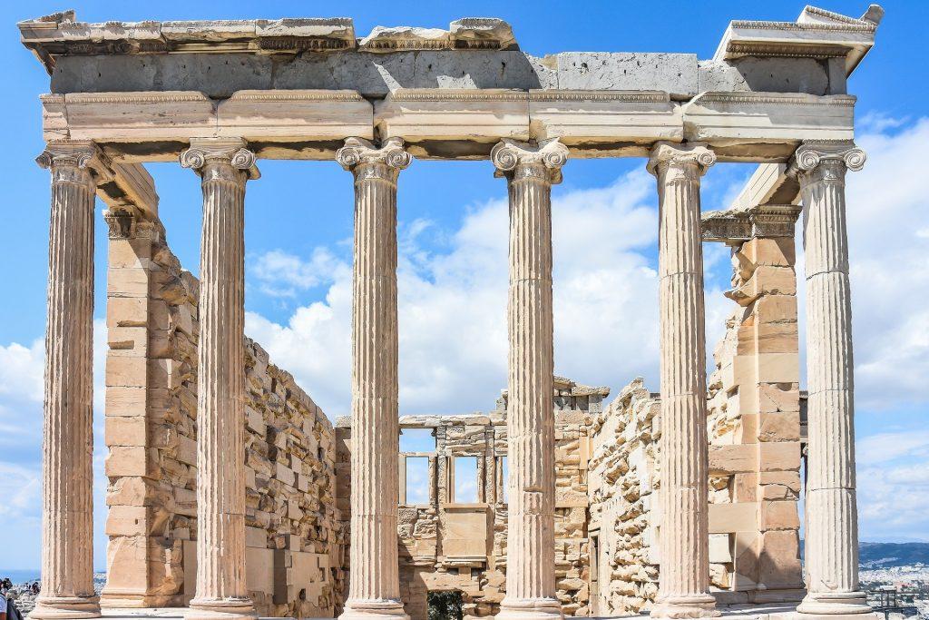 Greek Columns Architectural Quiz
