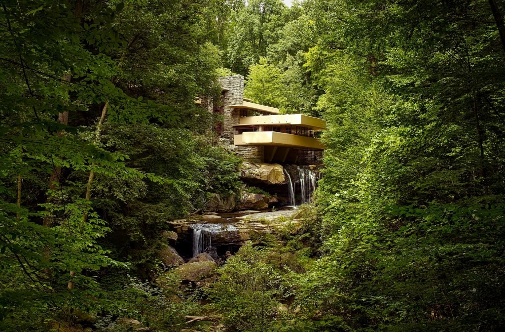Falling Waters - Architectural Quiz