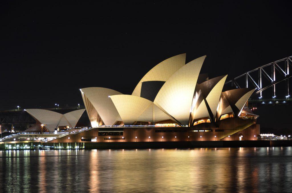 Sydney Opera House Architectural Quiz