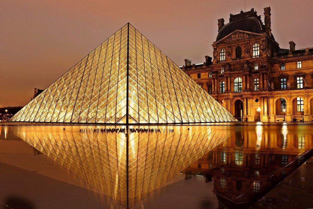 Louvre Architectural Quiz