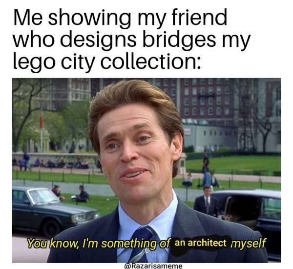 Architect Meme