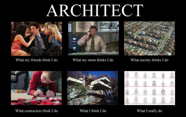 Architect Memes - Perspective